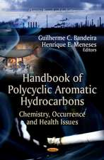 Handbook of Polycyclic Aromatic Hydrocarbons