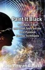 """""""Paint It Black"""