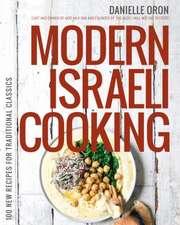 Modern Israeli Cooking