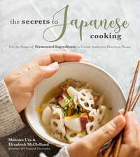 SECRET TO JAPANESE COOKING