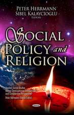 Social Policy & Religion