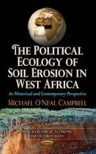 Political Ecology of Soil Erosion in West Africa