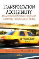 Transportation Accessibility