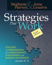 Strategies That Work, 3rd Edition