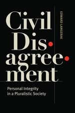 Civil Disagreement