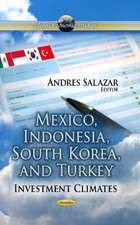 Mexico, Indonesia, South Korea, and Turkey