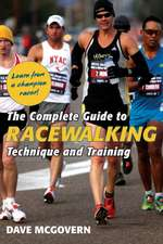 The Complete Guide to Racewalking