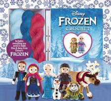 Disney Frozen Crochet:  12 Projects Featuring Characters from Disney Frozen