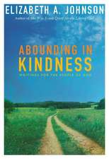 Abounding in Kindness:  Writing for the People of God