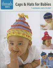 Caps & Hats for Babies:  7 Adorable Hats to Knit