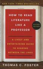 How to Read Literature Like a Professor:  Best Friends Forever