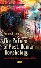 Future of Post-Human Morphology