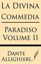 La Divina Comedia (Volume II)