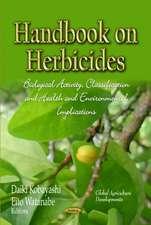 Handbook on Herbicides