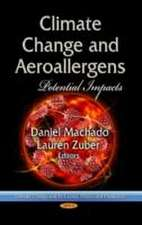 Climate Change and Aeroallergens