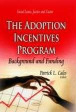 Adoption Incentives Program