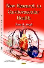 New Research in Cardiovascular Health