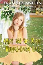 Amber and the Magic Whipped-Cream Dress