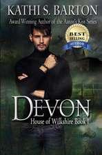 Devon: House of Wilkshire ― Erotic Paranormal Dragon Shifter Romance