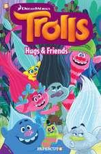 Trolls Graphic Novel Volume 1: Hugs & Friends