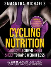 Cycling Nutrition