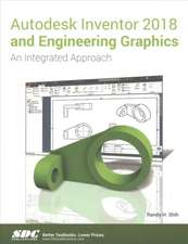 Autodesk Inventor 2018 and Engineering Graphics