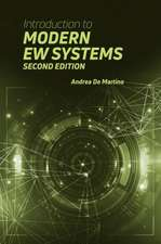 Introduction to Modern EW Systems, Second Edition