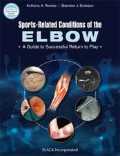 Sports-Related Conditons of the Elbow