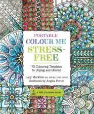 Portable Colour Me Stress-Free
