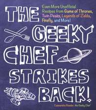 The Geeky Chef Strikes Back!