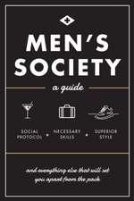 Men's Society Guide