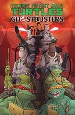 Teenage Mutant Ninja Turtles:  Ghostbusters