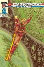 Transformers Vs G.I. Joe Volume 3:  War Within Omnibus