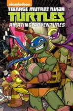 Teenage Mutant Ninja Turtles Amazing Adventures Volume 4