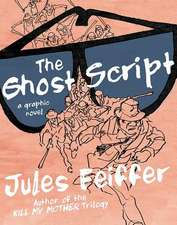 The Ghost Script – A Graphic Novel
