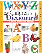 Children's Dictionary: 3,000 Words, Pictures, and Definitions