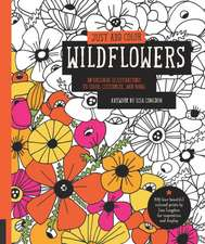 Just Add Color:  30 Original Illustrations to Color, Customize, and Hang - Bonus Plus 4 Full-Color Images by Lisa Congdon Ready to Disp