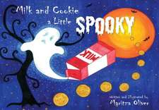Milk and Cookie a Little Spooky:  Raising Awareness of Dairy Consumption for the Next Generation