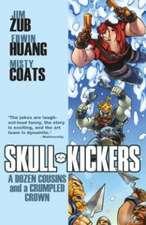 Skullkickers Volume 5: A Dozen Cousins and a Crumpled Crown