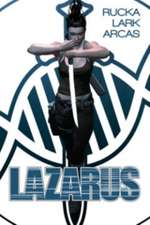 Lazarus Book 1