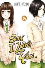 Say I Love You Vol. 14
