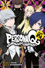 Persona Q: Shadow Of The Labyrinth Side: P4 Volume 4