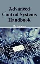 Advanced Control Systems Handbook