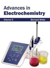 Advances in Electrochemistry