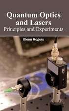 Quantum Optics and Lasers