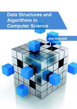 Data Structures and Algorithms in Computer Science