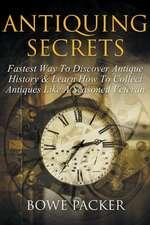 Antiquing Secrets