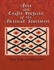 Arts and Crafts Projects of the American Southwest