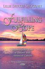 Fulfilling Hope