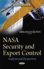 NASA Security and Export Control